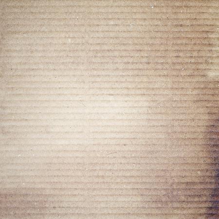 Grunge und schmutzig Wellpappe Textur Hintergrund Standard-Bild - 45712263