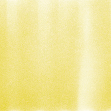 Yellow abstract texture background with grain and light leak Banque d'images