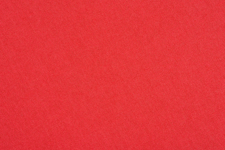 Abstract red fabric texture background. Book cover