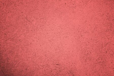 Abstract pink paper texture background. Color of the Year for 2019 - Living Coral.