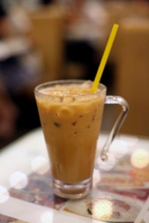 teng: Hong Kong Ice Mike Tea