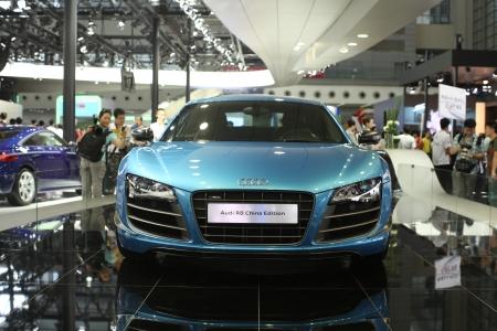 hight tech: 2013 17th Shenzhen-Hong Kong-Macao International Auto Show Editorial