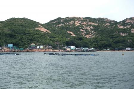 po: Po Toi Islands, Hong Kong