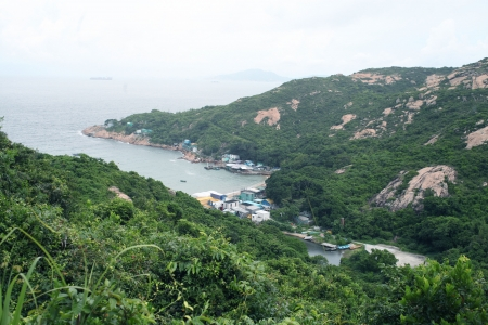 hassock: Po Toi Islands, Hong Kong