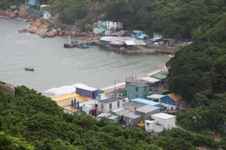 hassock: Po Toi Islands, Hong Kong