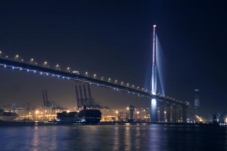 icc: Stonecutters Bridge, Hong Kong