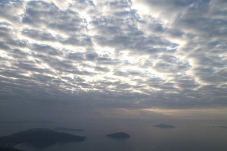 lantau: Pui O Wan at Sunrise view, Lantau Island, Hong Kong