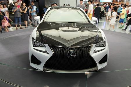lexus auto: 2014 18th Shenzhen-Hong Kong-Macao International Auto Show Editorial