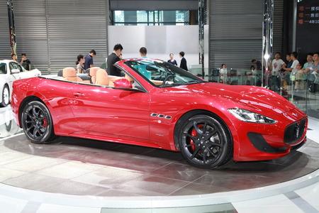 2014 18e Salon international de l'auto de Shenzhen-Hong Kong-Macao Éditoriale