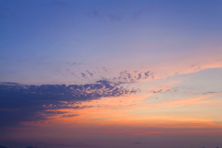 mimo: Tai Mo Shan en Sunrise, Hong Kong