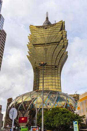 macau: Grand Lisboa, Macau