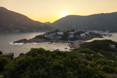 shek: Shek O at sunset