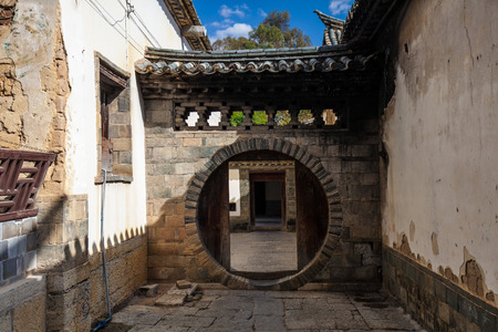 casa vecchia: Traditional Chinese Old House