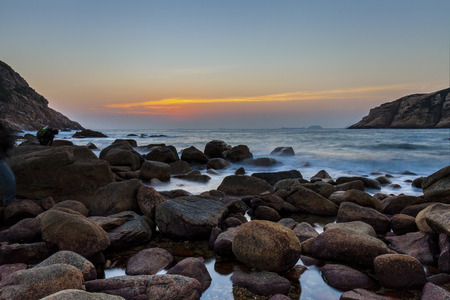 shek: Shek O at sunrises