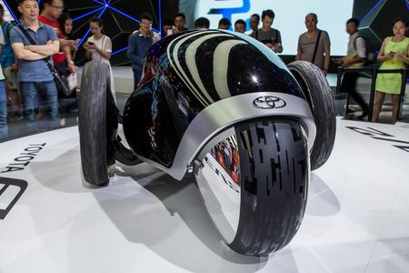 hight tech: 2015 19th ShenzhenHong KongMacao International Auto Show Editorial