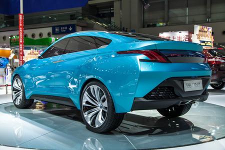 2015 19 Shenzen International Motor Show Auto Show Girl Éditoriale