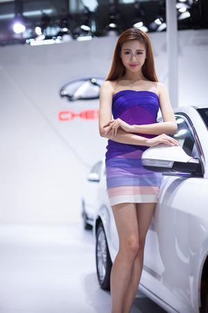 motorshow: 2015 19th Shenzen Motor Show International Auto Show Girl Editorial