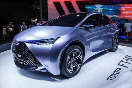 hight tech: 2015 19th Shenzen Motor Show International Auto Show Editorial