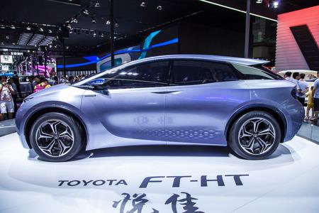 2015 19 Shenzen International Motor Show Auto Show Girl