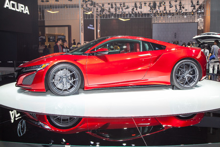 acura: 2015 The 13th Guangzhou International Automobile Exhibition Editorial