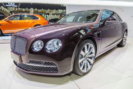 lexus auto: 2015 The 13th Guangzhou International Automobile Exhibition Stock Photo