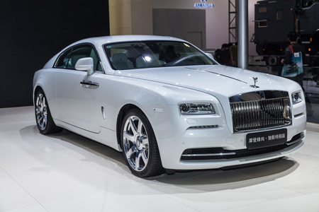 lexus auto: 2015 The 13th : Guangzhou International Automobile Exhibition, brand new rolls royce