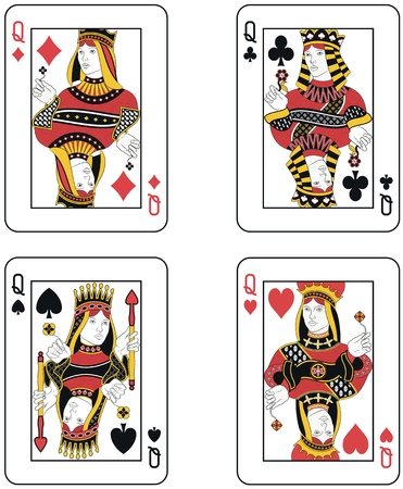 original design: Four Queens. Original design
