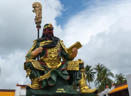 Guan Yu Stock Photos And Images 123rf