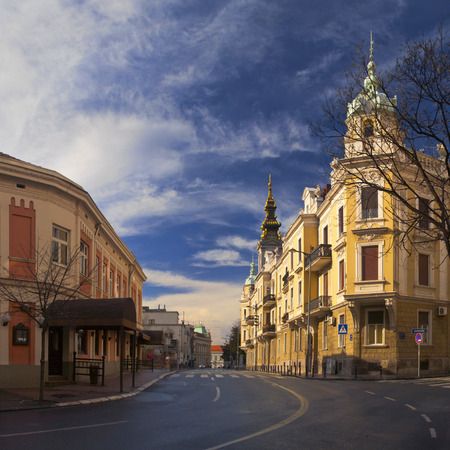 belgrade: Belgrade cityscape