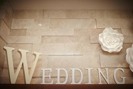 word: Word wedding