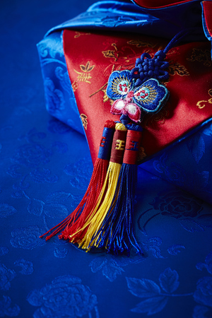 traditional: Korean traditional craft