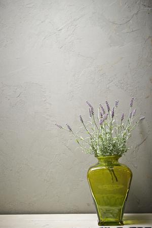 interior spaces: Flower in vase