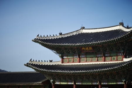 architectural tradition: Korean traditional building