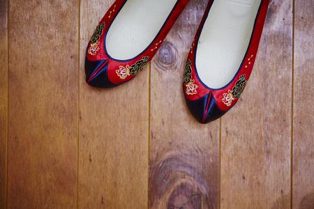 hanbok: Korean traditional craft