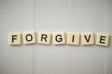 perdonar: palabra perdona