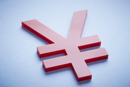 Japanese yen currency symbol