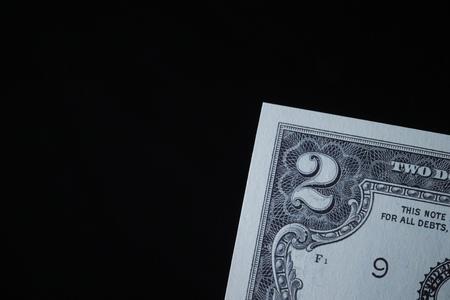 US dollar banknote Foto de archivo