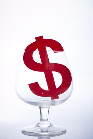 US dollar currency symbol
