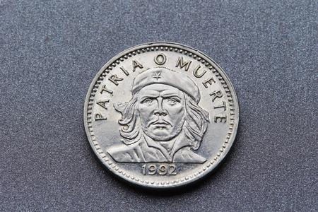 Cuba coin Stock Photo
