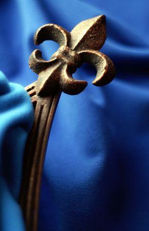 The Fleur de Lis, Quebecs National Emblem photo