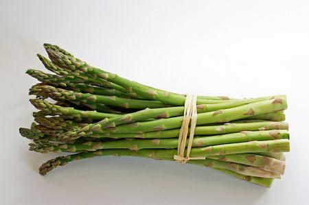 diuretic: Market Fresh Asparagus  Stock Photo