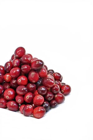 Cranberries are a good source of Vitamin C