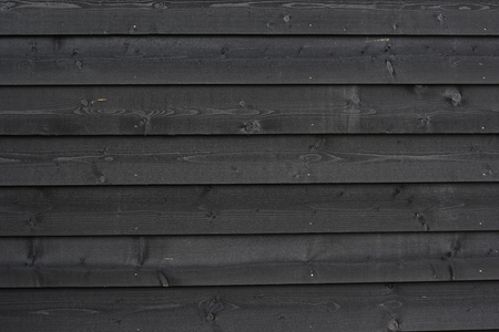 Black wooden background pattern horizontal planks