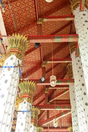 art: Art of Thai temple,Wat Arun,Thailand