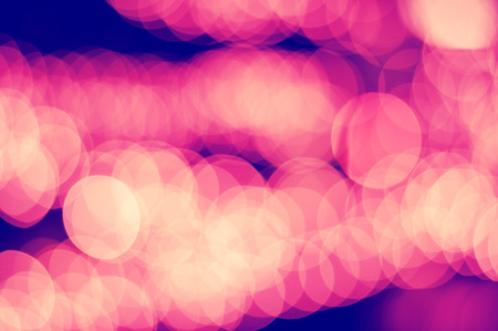 lighten: Abstract Bokeh and Blur Background Vintage Light Stock Photo
