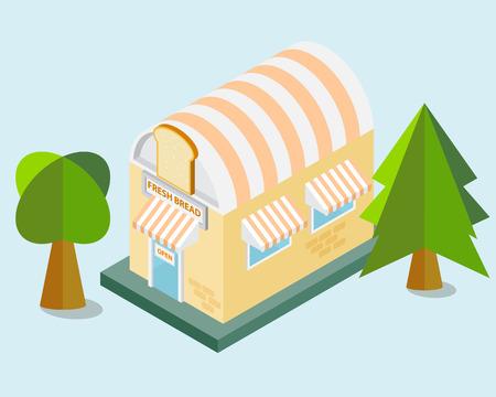 bread shop: