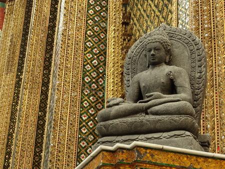 Wat Phra Kaew: Wat Phra Kaew, Bangkok, Thailand
