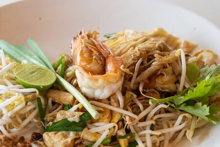 Pad Thai, Thai food