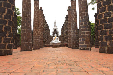 This photograph comes from the ancient city. Samut Prakan Province in Thailand. photo