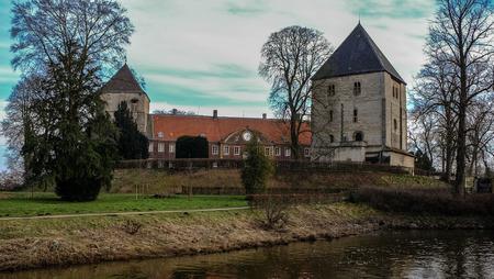 Schloss Rheda - Rheda-Wiedenbrück, Kreis Gütersloh, Nordrheinwestfalen, DeutschlandGermany